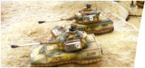 Division Legere Panthere tanks